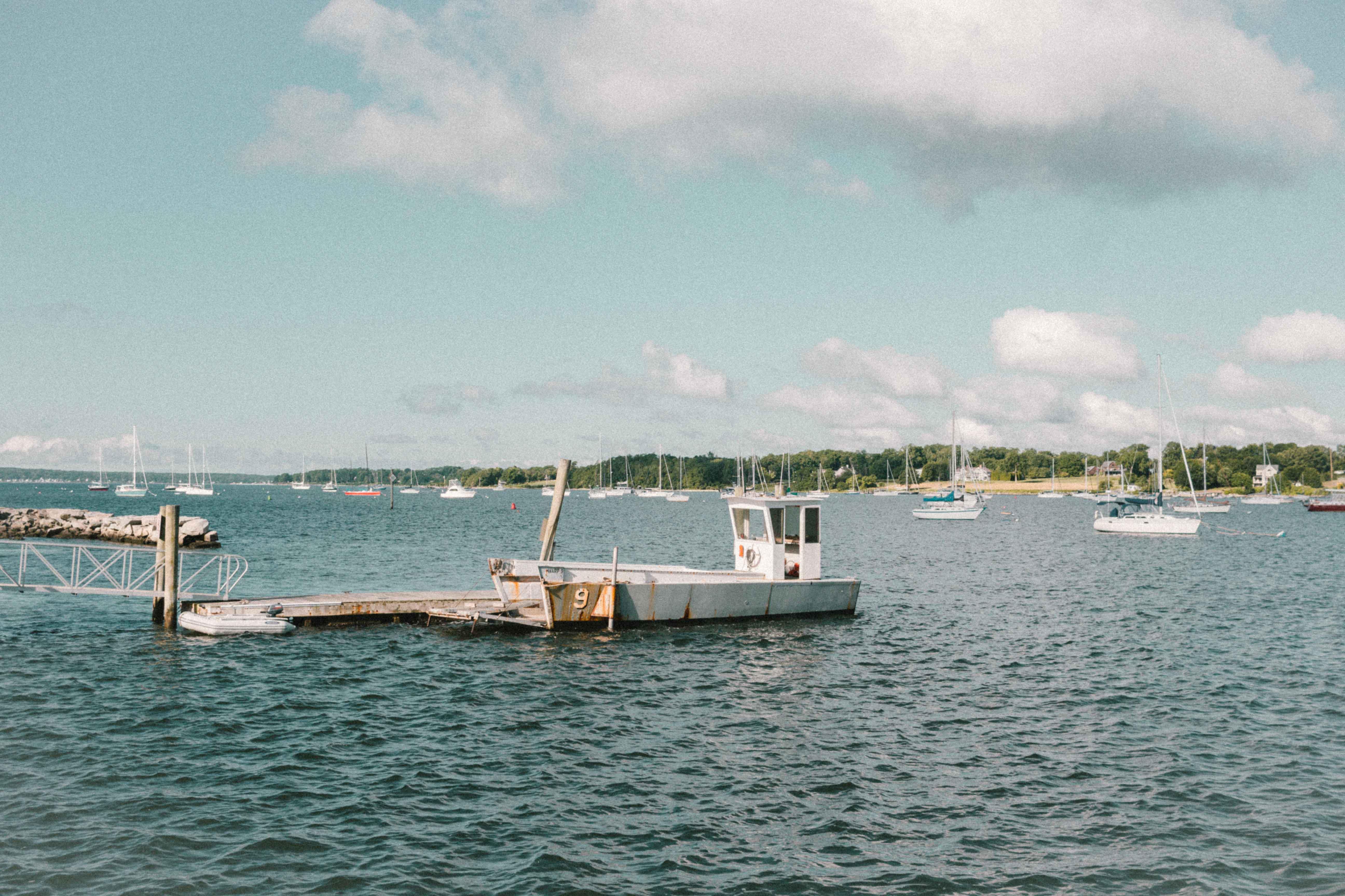 Benjamin Boczulak - Blog - Summer in Rhode Island